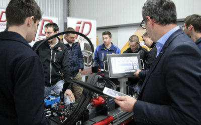 Industrie 4.0 : qu'en est-il de l'hydraulique ?