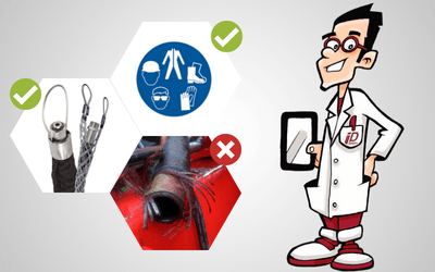 Comprendre les risques en hydraulique et éviter les accidents