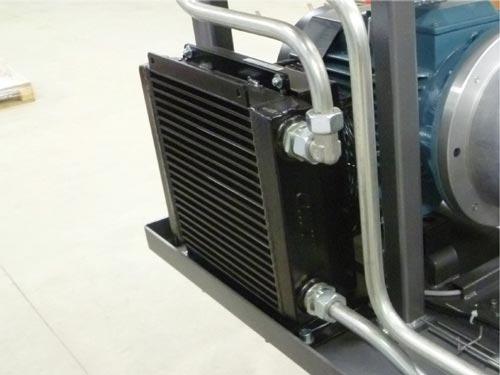 Circuit de refroidissement avec un aéroréfrigérant