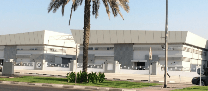 Locaux de DEWA Academy à Dubaï