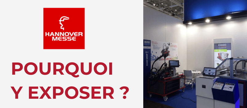 Pourquoi exposer à Hannover Messe ?