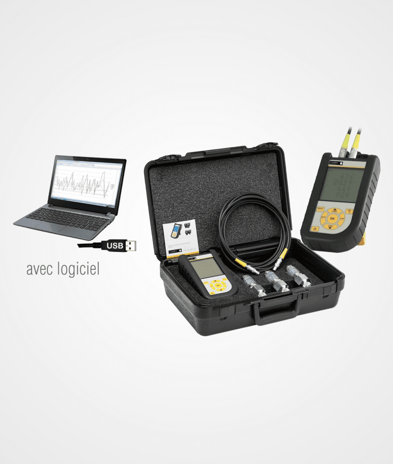 Mobile datalogger kit id system