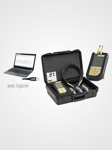 Mobile datalogger kit