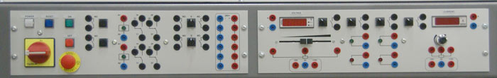 On Off and Proportional electrical control panels