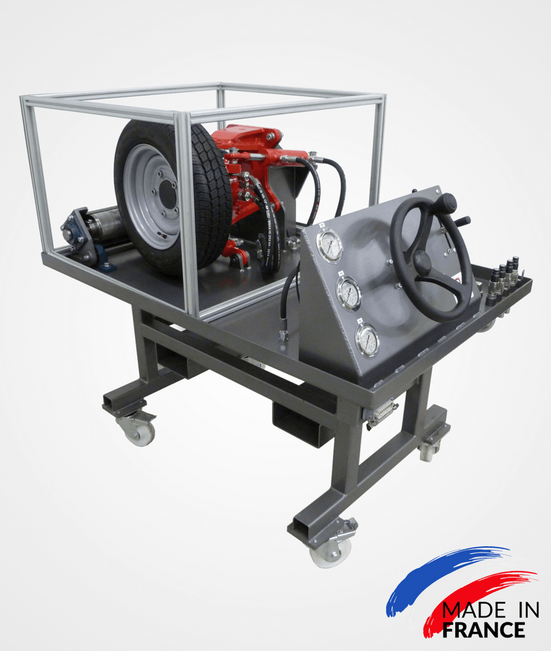 Operative part SHDH – Hydrostatic drive and wheel motor