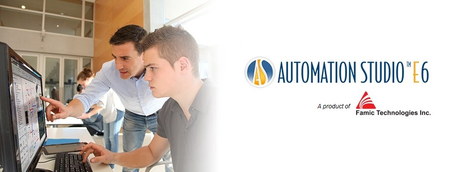 Automation Studio software educational version