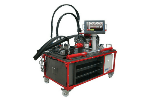 hydraulic didactic benches