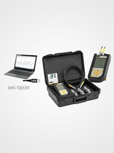 Recommended option mobile datalogger kit
