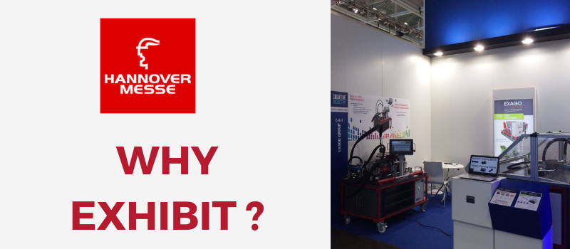 why exhibit hannover messe