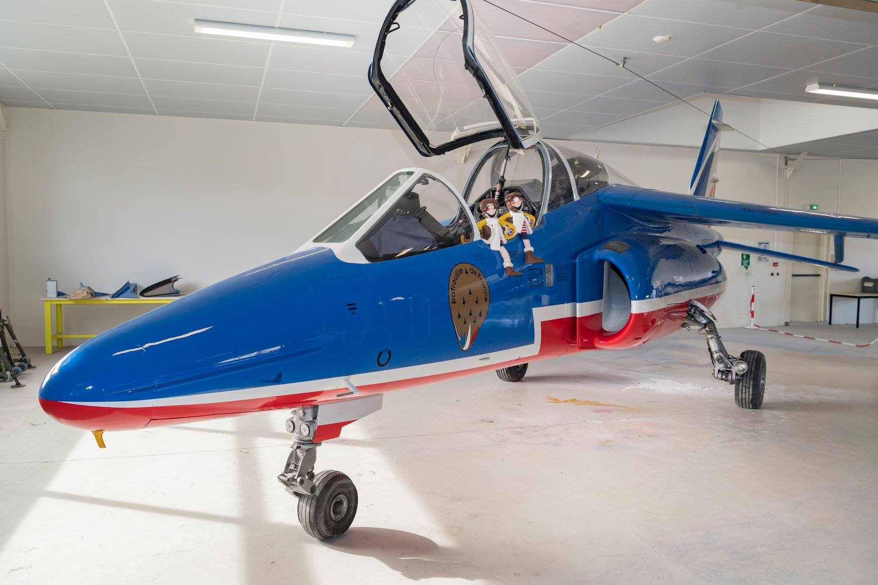 Mirage 2000 pédagogique